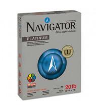 """Navigator 8-1/2"""" X 11"""", 20lb, 5000-Sheets, Platinum Paper"""