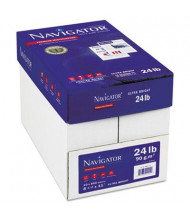 """Navigator 8-1/2"""" X 11"""", 24lb, 5000-Sheets, Platinum Paper"""