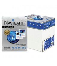 """Navigator 8-1/2"""" X 11"""", 24lb, 2500-Sheets, Platinum Paper"""
