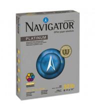 """Navigator 8-1/2"""" X 11"""", 32lb, 250-Sheets, Platinum Paper"""