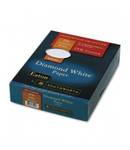 "Southworth 8-1/2"" x 11"", 20lb, 500-Sheets, Diamond 25% Cotton Business Paper"