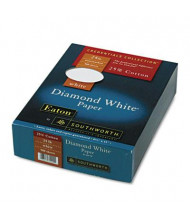 "Southworth 8-1/2"" x 11"", 24lb, 500-Sheets, Diamond 25% Cotton Business Paper"