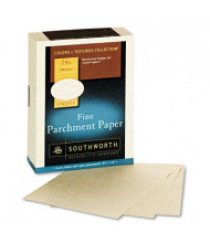 "Southworth 8-1/2"" x 11"", 24lb, 500-Sheets, Copper Parchment Specialty Paper"