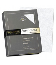 "Southworth 8-1/2"" x 11"", 24lb, 500-Sheets, Blue Parchment Specialty Paper"