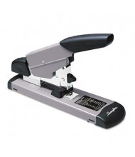 Swingline 39005 Heavy-Duty 160-Sheet Capacity Black and Grey Stapler
