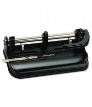 Swingline 32-Sheet Lever Handle 2- to 3-Hole Punch