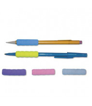 "Tatco 1-3/4"" Ribbed Pencil Cushions, Assorted, 50-Packs"
