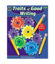 Teacher Created Resources Traits of Good Writing Grades 1-2 Book, 144 Pages