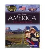 Teacher Created Resources Travel Through Grades 3-12 Set One, 6 Books