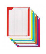"Trend 22"" x 28"" Vertical Incentive Charts, Assorted, 8/Pack"
