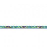 """Trend Terrific 39"""" x 2-1/4"""" Star Brights Print Board Trimmer Panels, 12/Set"""