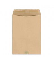 "Ampad Earthwise 9"" x 12"" Side Seam #90 Recycled Catalog Envelope, Kraft, 110/Box"