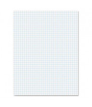 "Ampad 8-1/2"" X 11"", 50-Sheet, 4 Sq. Quadrille Rule Pad"