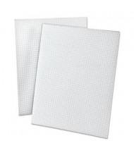 "Ampad 8-1/2"" X 11"", 50-Sheet, 8 Sq. Quadrille Rule Pad"