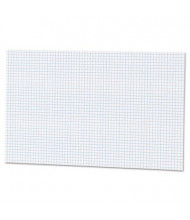 "Ampad 11"" X 17"", 50-Sheet, 4 Sq. Quadrille Rule Pad"