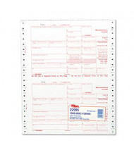 "TOPS 8"" x 5-1/2"" 1099 IRS Approved Tax Form, 24-Forms"