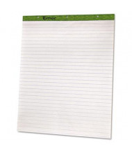 "Ampad Recycled 27"" x 34"", 50-Sheet, 2-Pack, Ruled Flip Charts"