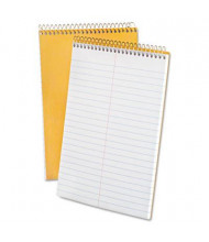 "Ampad 6"" x 9"" 70-Sheet, Gregg Rule Steno Notepad, White Paper"