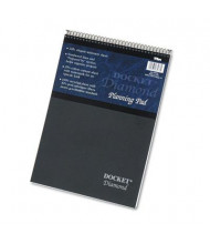 """TOPS 8-1/2"""" X 11-3/4"""" 60-Sheet Legal Rule Planning Notepad"""