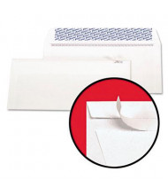 "Ampad Gold Fibre 4-1/8"" x 9-1/2"" Self-Adhesive #10 Fastrip Security Envelope, White, 100/Box"
