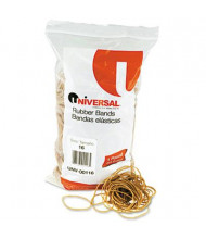 """Universal 2-1/2"""" x 1/16"""" Size #16 Rubber Bands, 1 lb. Pack"""