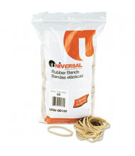 """Universal 3"""" x 1/8"""" Size #32 Rubber Bands, 1 lb. Pack"""