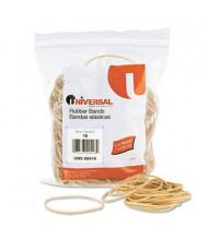 """Universal 3"""" x 1/16"""" Size #18 Rubber Bands, 1/4 lb. Pack"""
