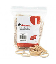 "Universal 2"" x 1/8"" Size #30 Rubber Bands, 1/4 lb. Pack"