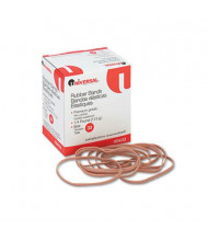 """Universal 3-1/2"""" x 1/8"""" Size #33 Rubber Bands, 1/4 lb. Pack"""