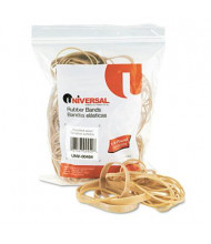 Universal Assorted Size Rubber Bands, 1/4 lb. Pack