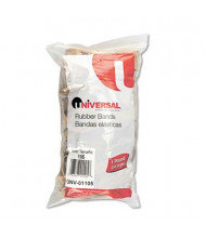 """Universal 5"""" x 5/8"""" Size #105 Rubber Bands, 1 lb. Pack"""