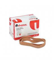"""Universal 7"""" x 5/8"""" Size #107 Rubber Bands, 1 lb. Pack"""