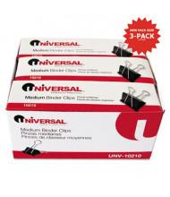 "Universal 5/8"" Capacity Steel Wire Medium Binder Clips, 36-Binder Clips"