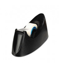 "Universal Tape Dispenser, Black, 1"" Core"