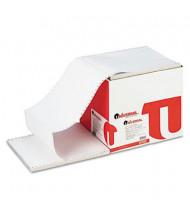 """Universal 9-1/2"""" x 11"""", 15lb, 900-Sheets, 4-Part Carbonless Computer Printout Paper"""