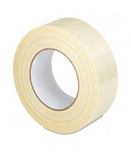 "Universal One 2"" x 60 yds Filament Tape with Natural Rubber Adhesive, 3"" Core"