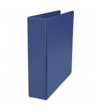 "Universal One 2"" Capacity 8-1/2"" x 11"" Straight Ring Non-View Binder, Royal Blue"