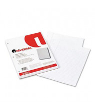 "Universal 8-1/2"" x 11"", 200-Sheets, Wide Rule Filler Paper"