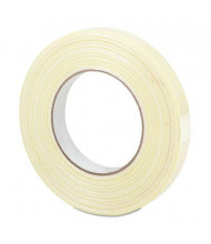 """Universal One 1"""" x 60 yds Filament Tape with Hot-Melt Adhesive, 3"""" Core"""
