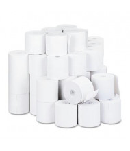 "Universal 2-3/4"" X 190 Ft., 50-Pack, Single-Ply POS/Calculator Rolls"