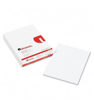 "Universal 8-1/2"" X 11"", 6 100-Sheet Scratch Pads"
