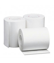 "Universal One 2-1/4"" X 80 Ft., 50-Pack, Single-Ply Thermal POS/Calculator Rolls"