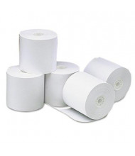 """Universal One 3-1/8"""" X 273 Ft., 50-Pack, Single-Ply Thermal POS/Calculator Rolls"""