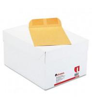 "Universal 6-1/2"" x 9-1/2"" Side Seam #63 Catalog Envelope, Light Brown, 500/Box"