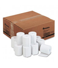 "Universal 3"" X 165 Ft., 50-Pack, Single-Ply POS/Calculator Rolls"