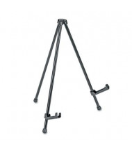 """Universal 43028 Portable 14"""" H Tabletop Easel Stand (shown with pad, not included)"""
