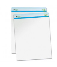 "Universal One Sugarcane Based 27"" x 34"", 50-Sheet, 2-Pack, Unruled Easel Pads"