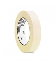 "Universal 1"" x 60 yds General-Purpose Masking Tape, 3"" Core, 3-Pack"