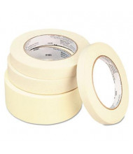 "Universal 1"" x 60 yds General-Purpose Masking Tape, 3"" Core, 12/Carton"