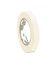 "Universal 3/4"" x 60 yds General-Purpose Masking Tape, 3"" Core, 6-Pack"